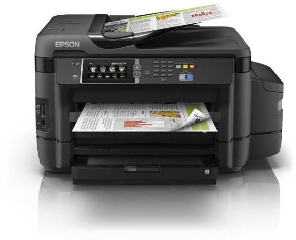 Multifunctional inkjet color Epson CISS L1455